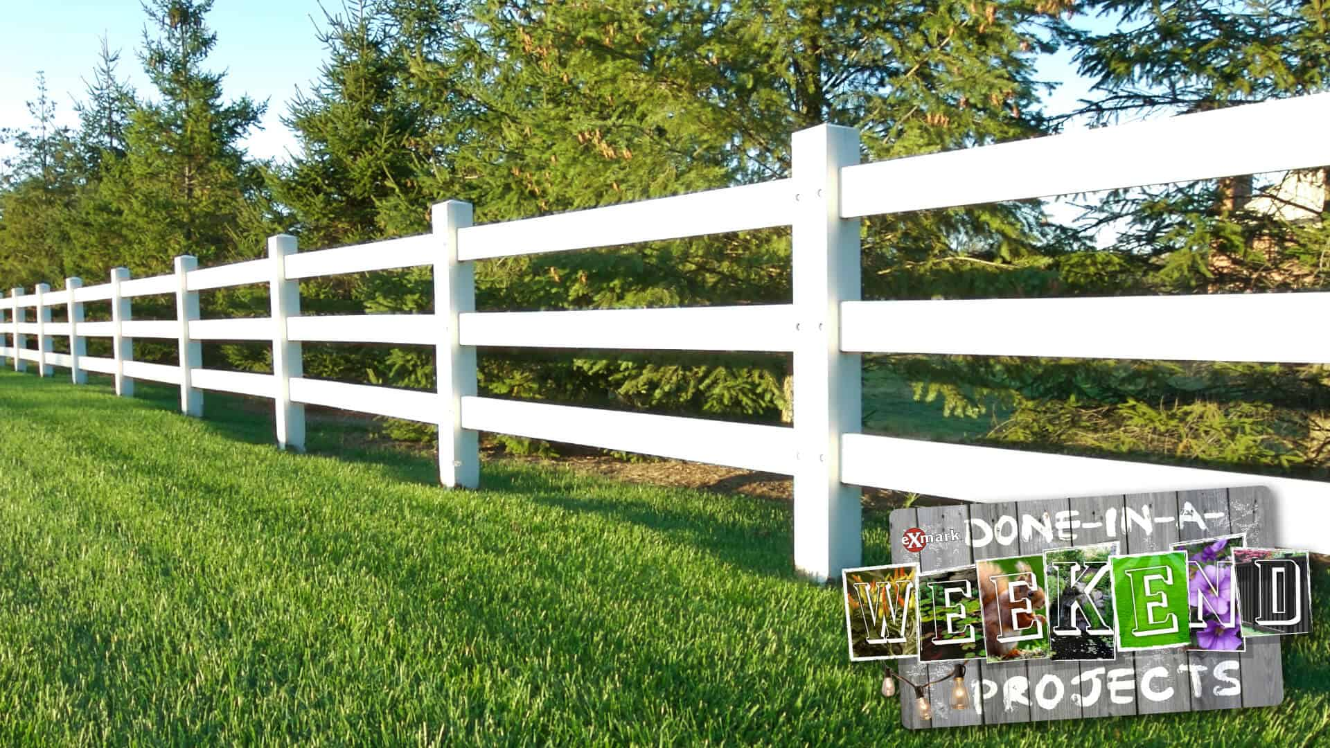 DIY Fence options for your property