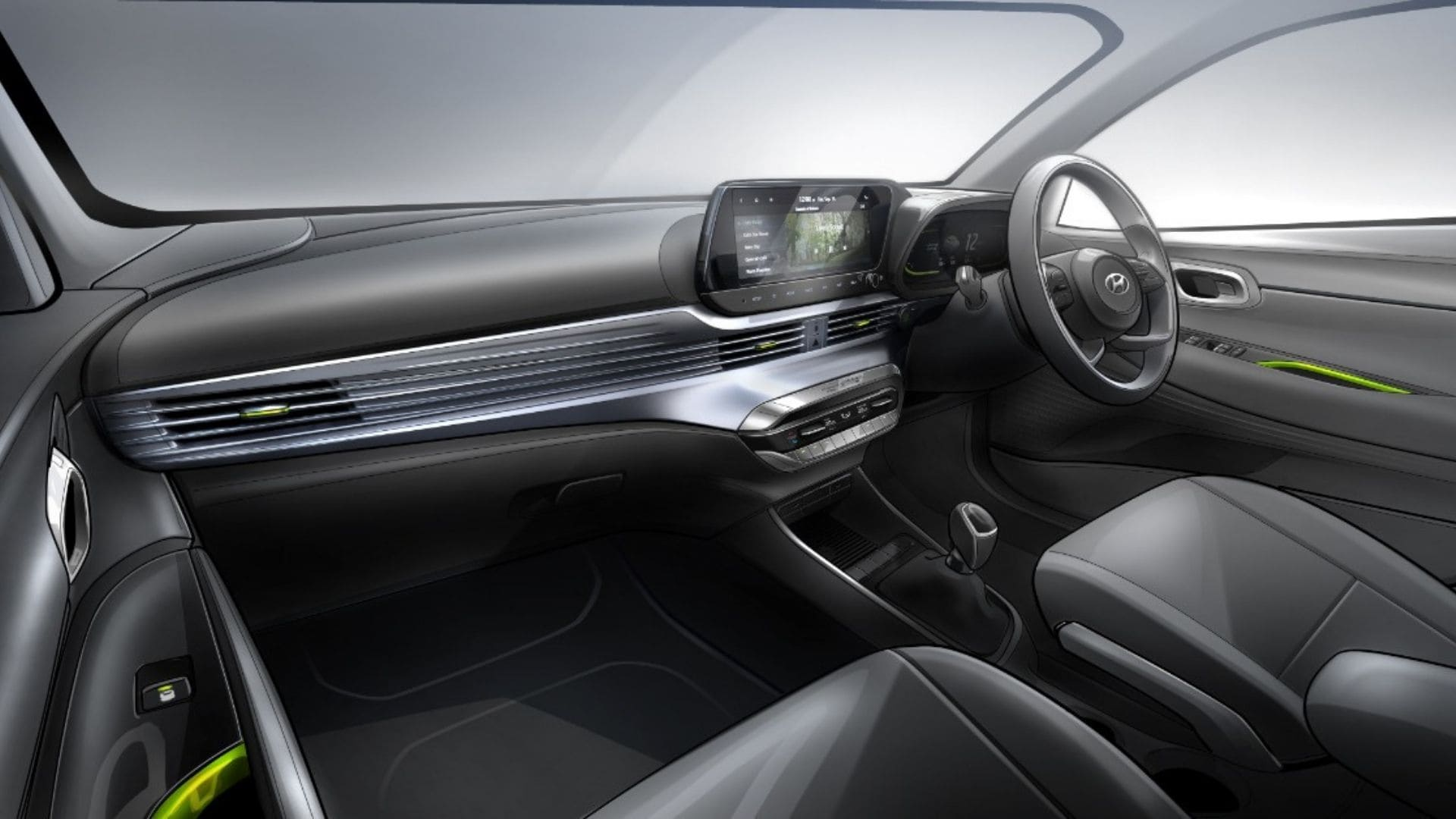 All-New Hyundai i20 Interior