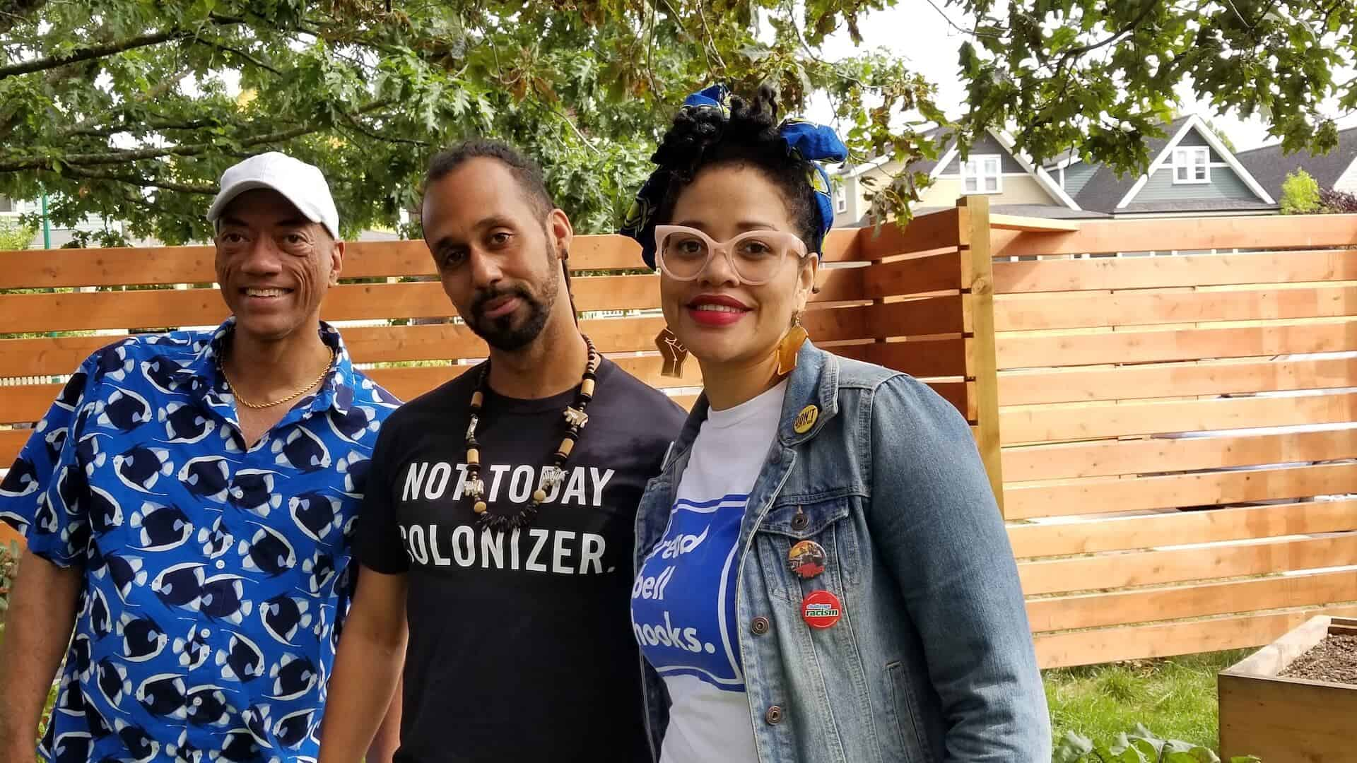 Summer Block Party: Rungh Readings With Hogan's Alley Society 5