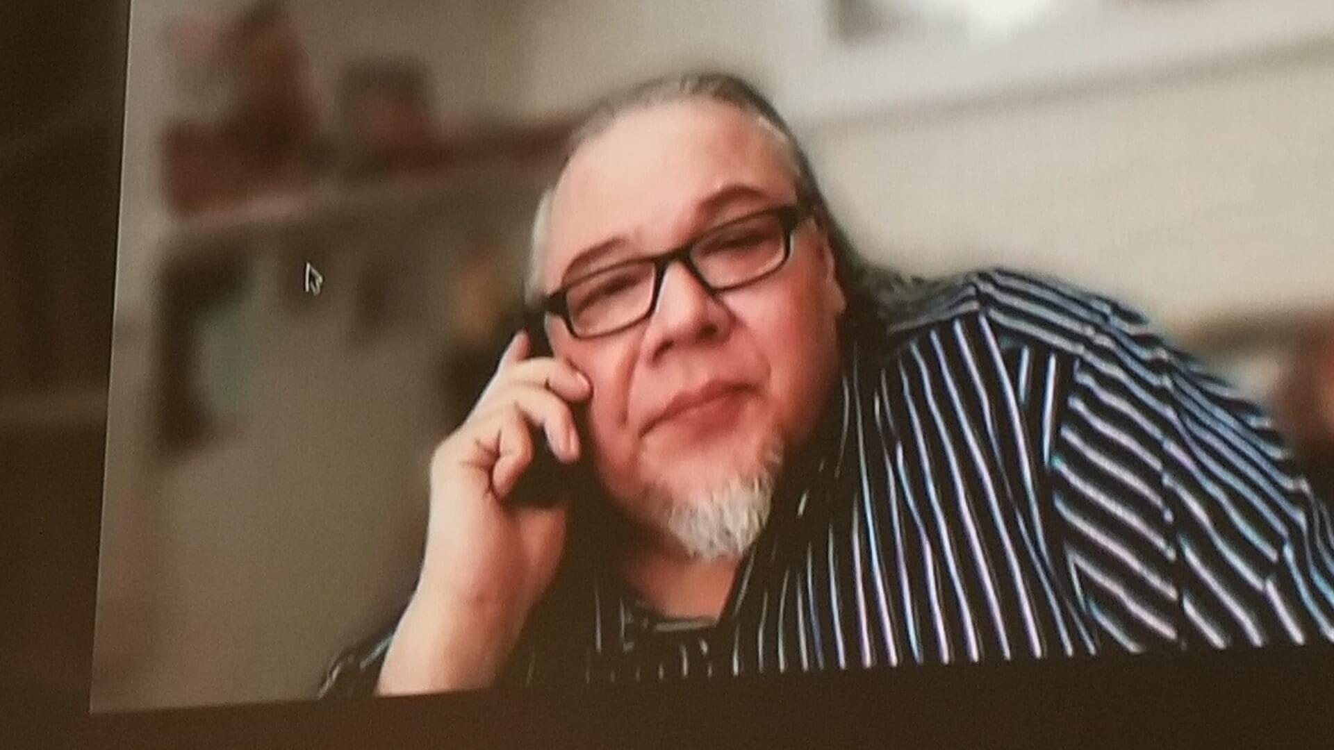 Jeffrey Thomas, Skype interview