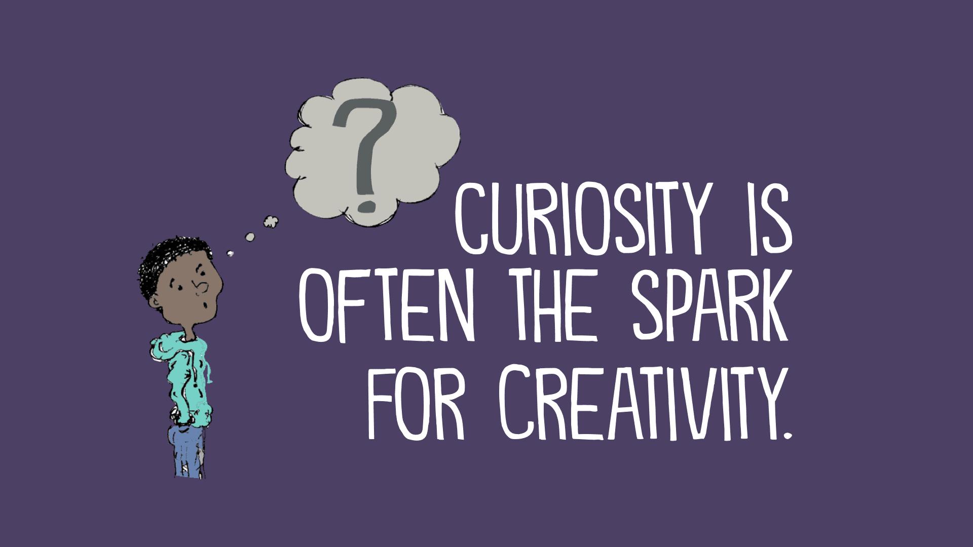 Curiosity is the spark of creativity, John Spencer, Teacher