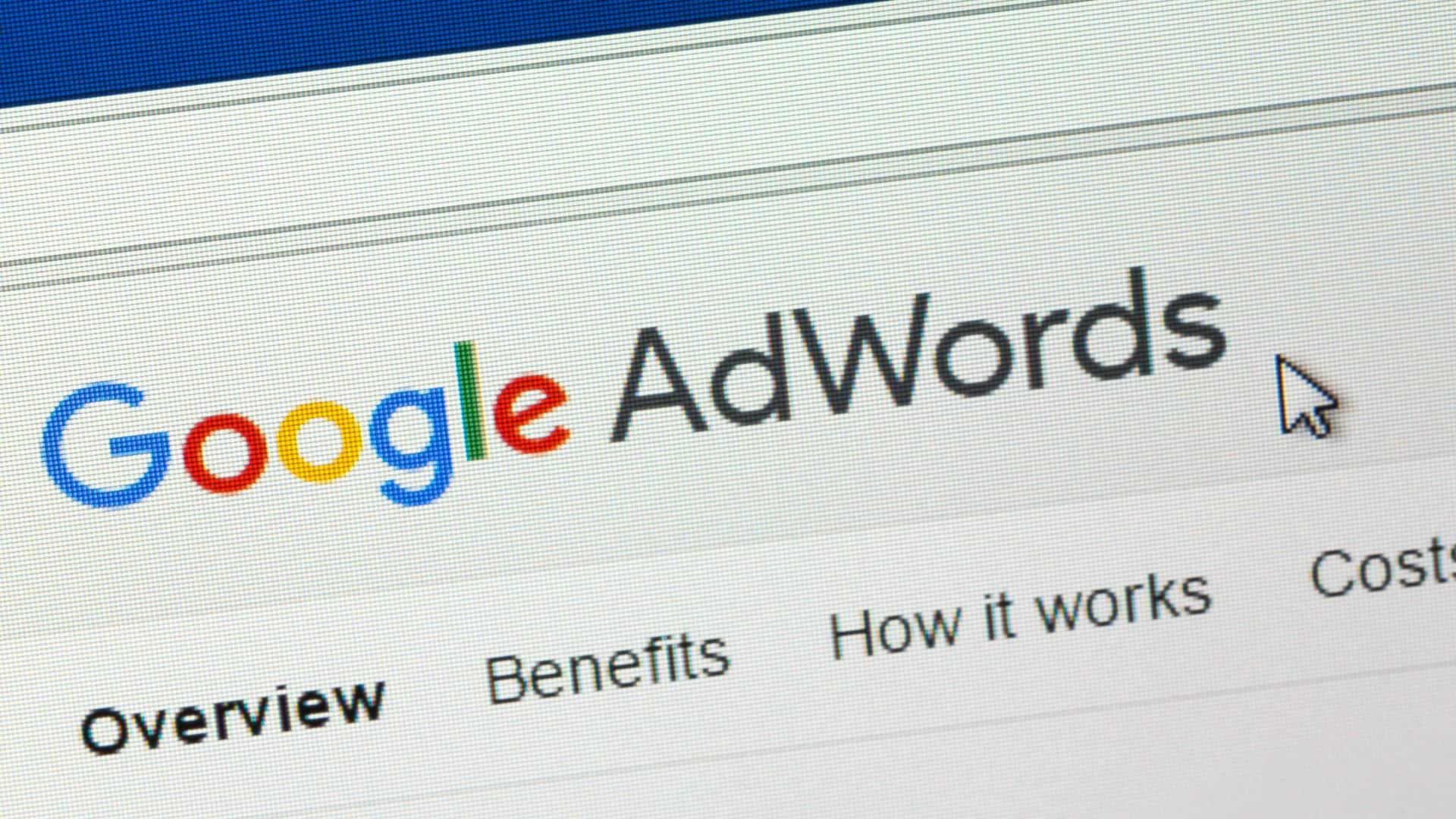 google-add-word