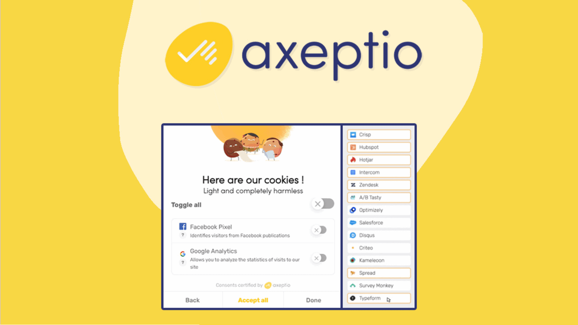 Axeptio Lifetime Deal