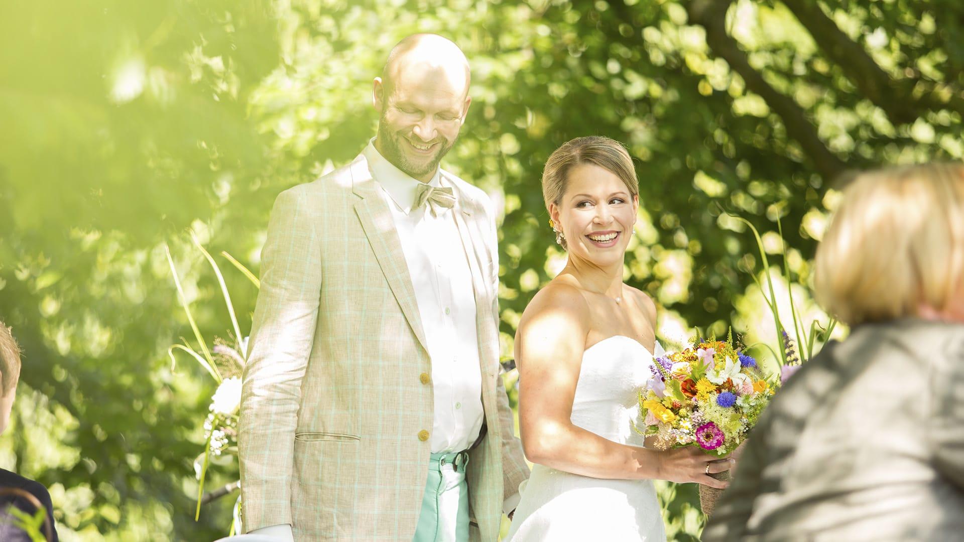 Der Hochzeitsfotograf reist durch Schleswig-Holstein