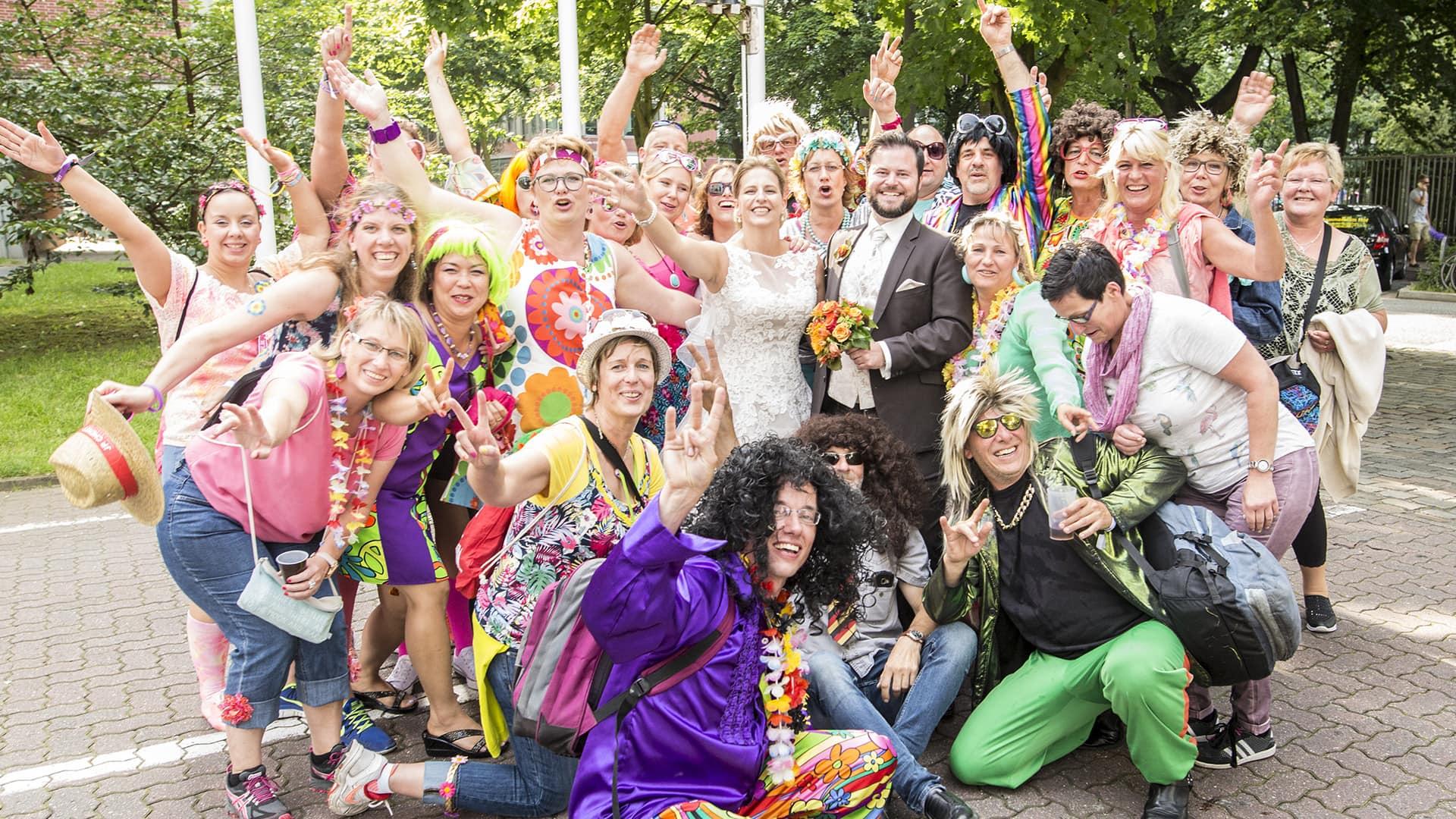 Der Hochzeitsfotograf in Hamburg – Jessi, Sönke, Triathlon und Schlagermove