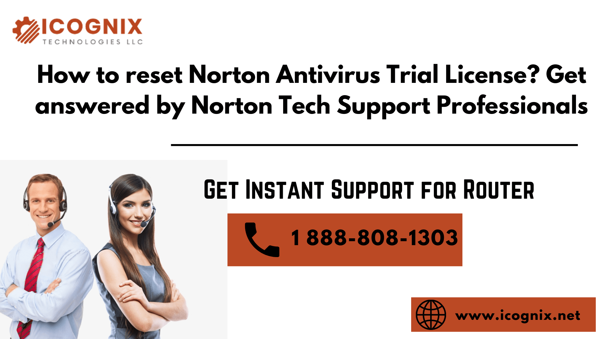 How to reset Norton Antivirus Trial License? Get answered by Norton Tech Support Professionals