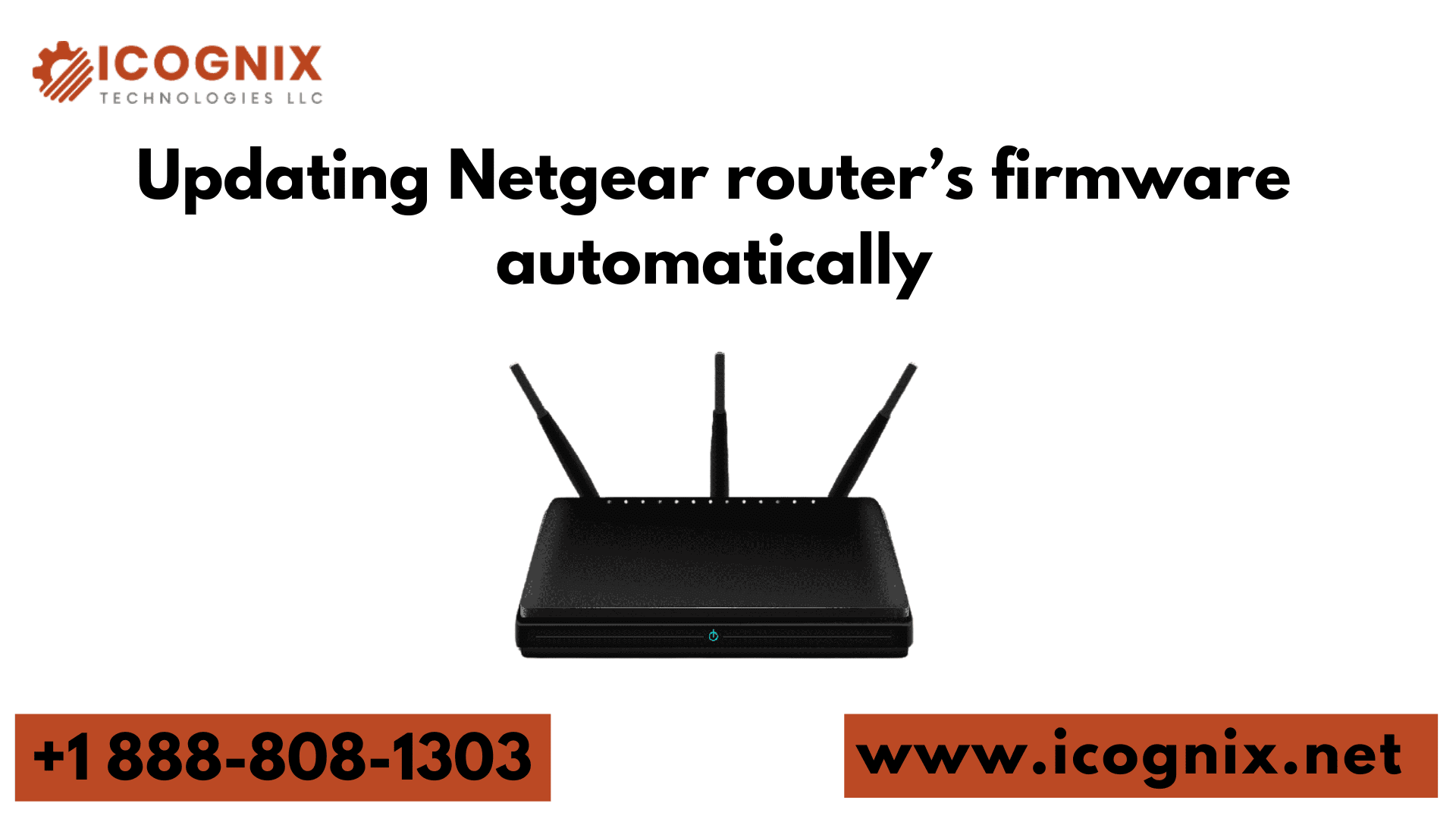 Updating Netgear router's firmware automatically