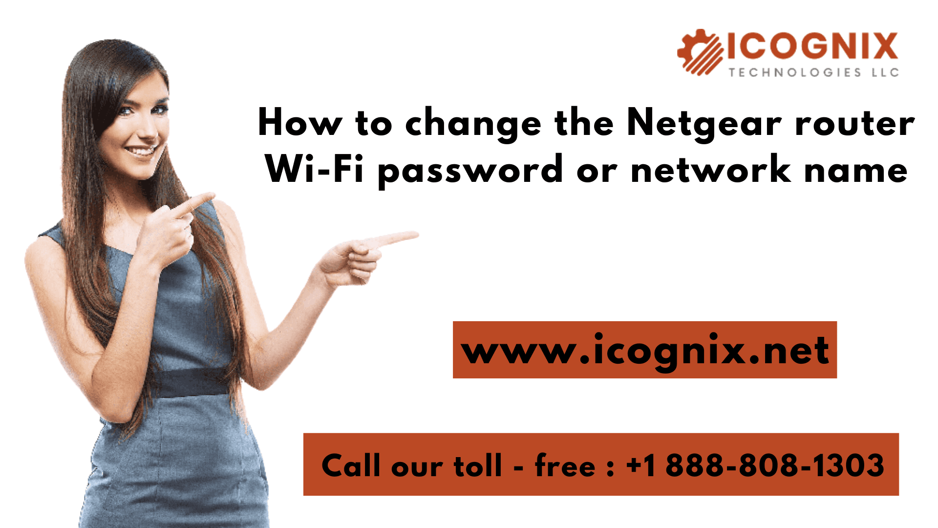 How to change the Netgear router Wi-Fi password or network name-Icognix