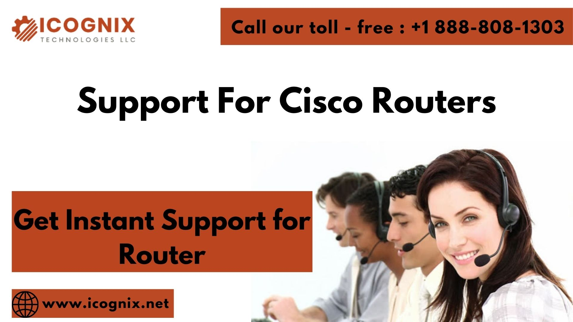 Support For Cisco Routers