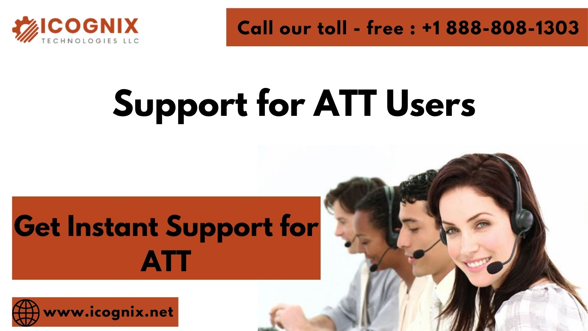 Support for ATT Users