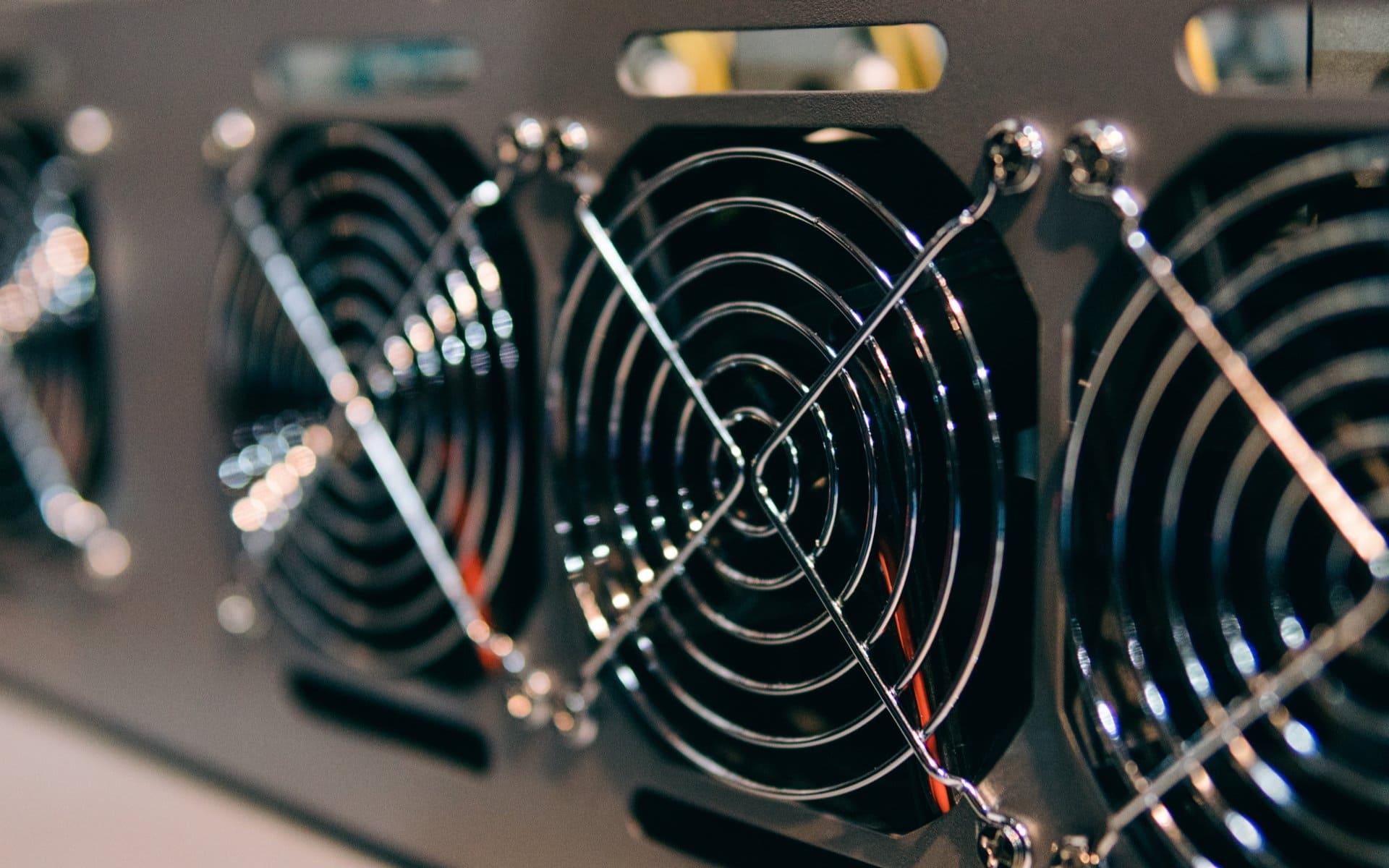 Halong Bitcoin mining