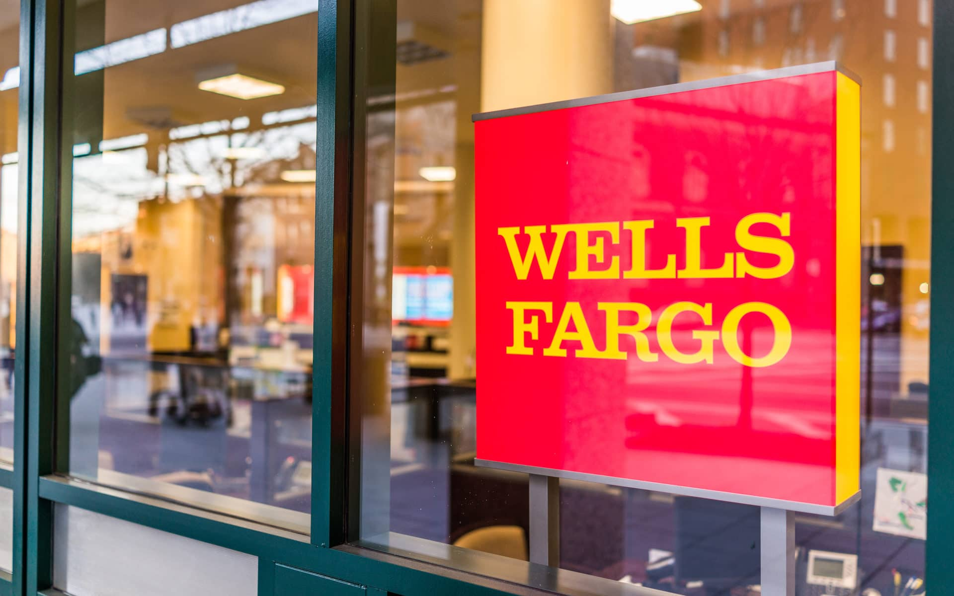 Wells Fargo NII falls on higher deposit costs, lower rate environment