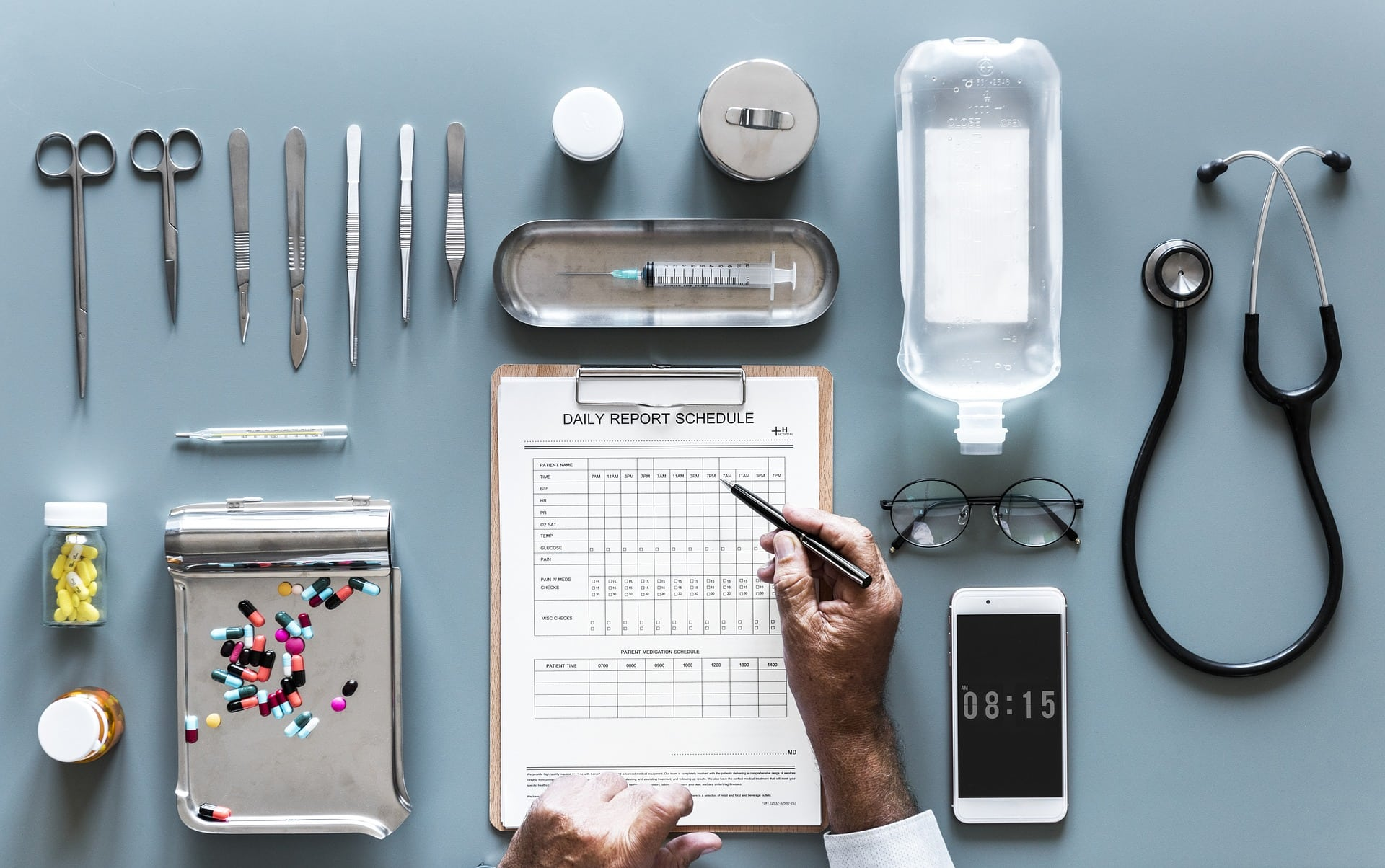 Digitaler Wandel im Krankenhaus