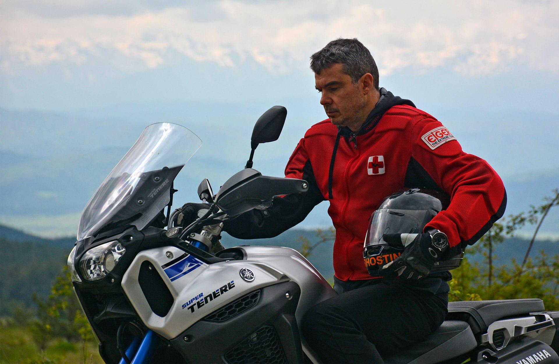 yamaha Motorbike Adventure