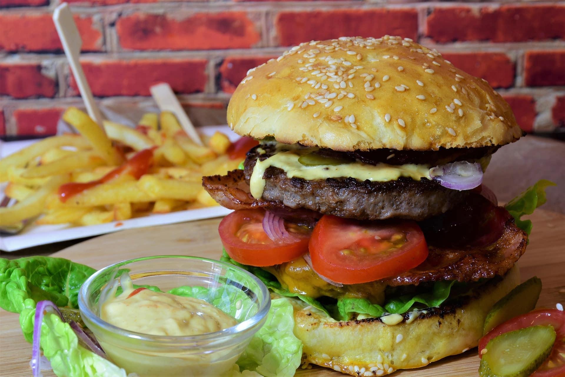 Restaurant la remise à morzine-Burgers