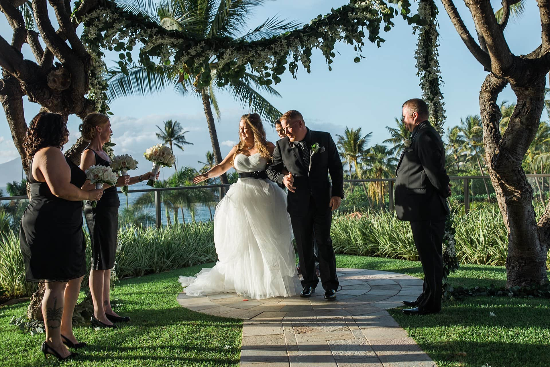 Maui Wedding Ceremony