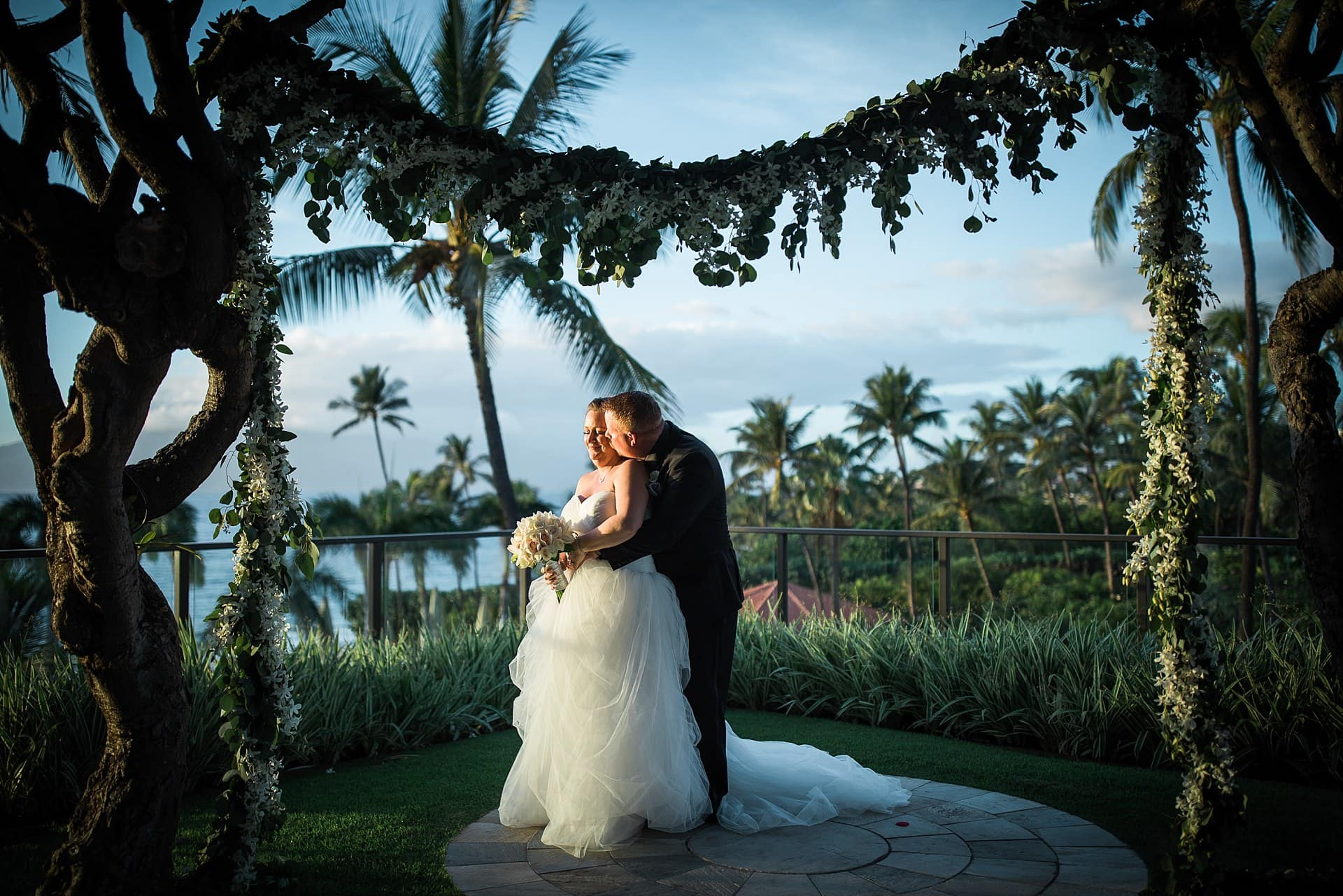 Four Seasons Resort Maui Wedding