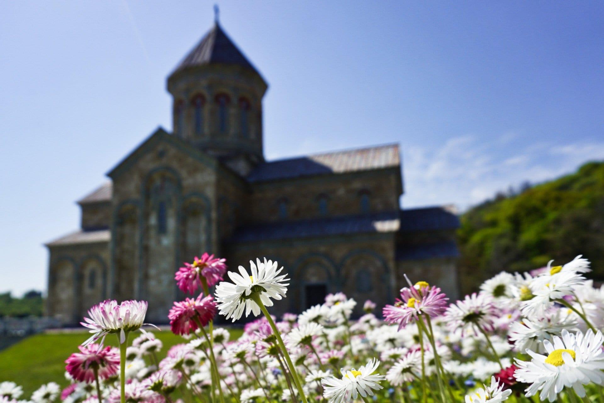 Bodbe monastery, Georgia – Experiencing the Globe