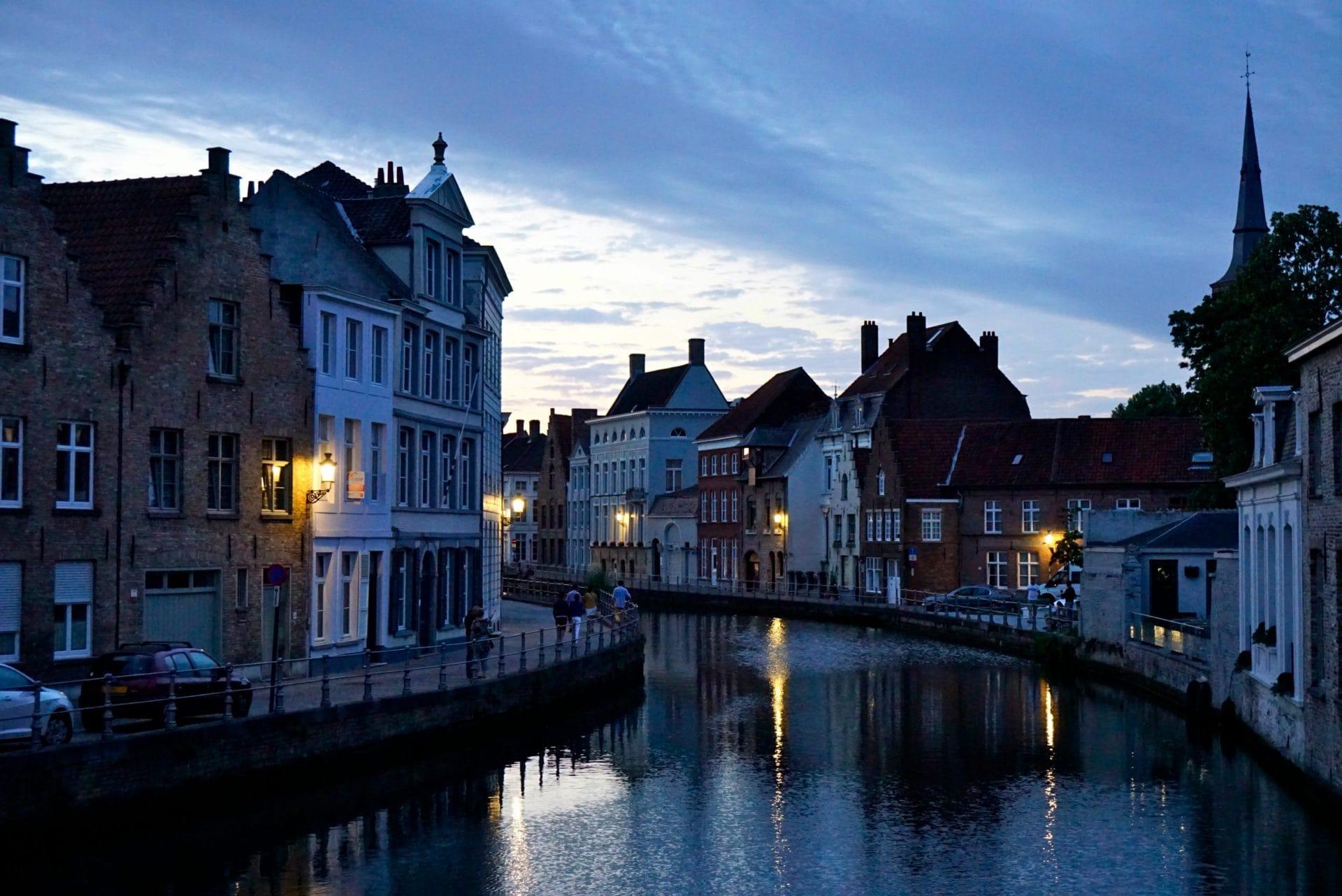 Brugge, Belgium - Experiencing the Globe