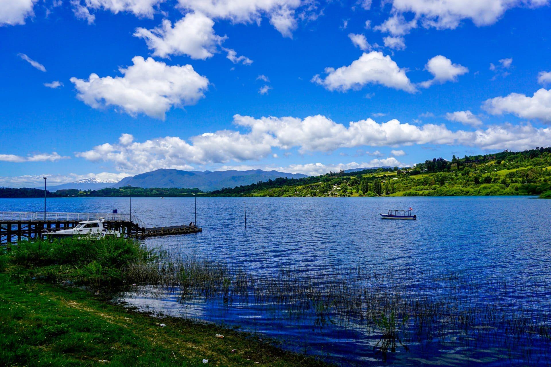 Lake Panguipulli, Chile - Experiencing the Globe