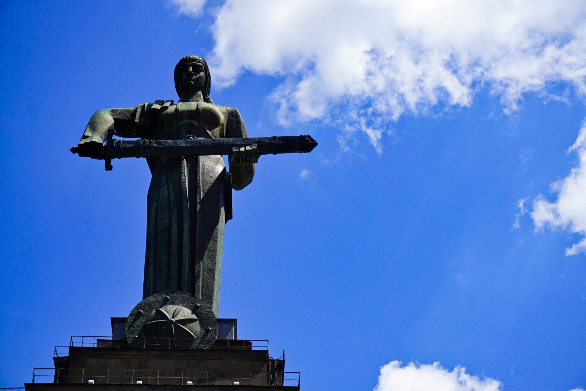Mother Armenia, Yerevan, Armenia - Experiencing the Globe