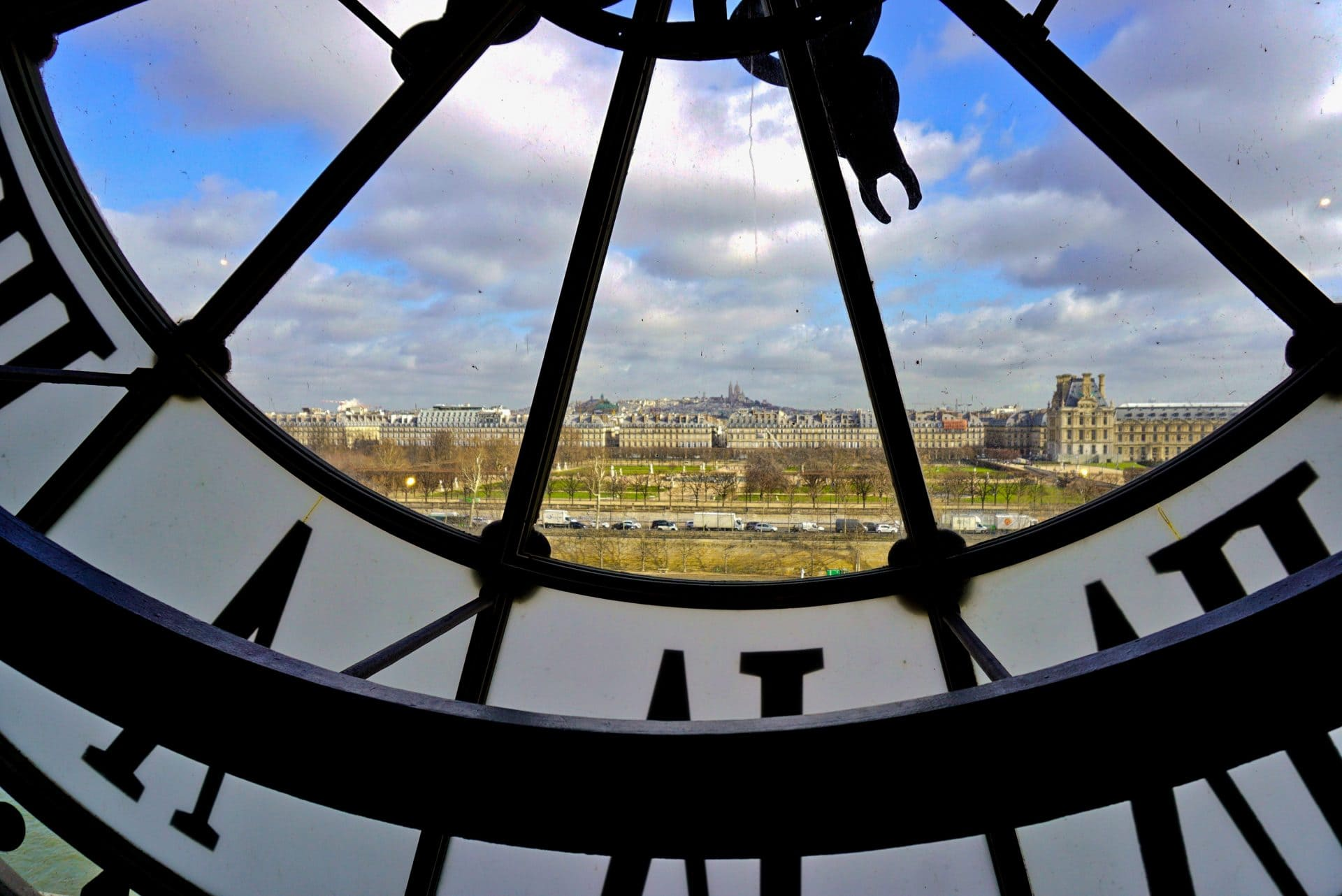 Musee d'Orsay, Paris, France - Experiencing the Globe