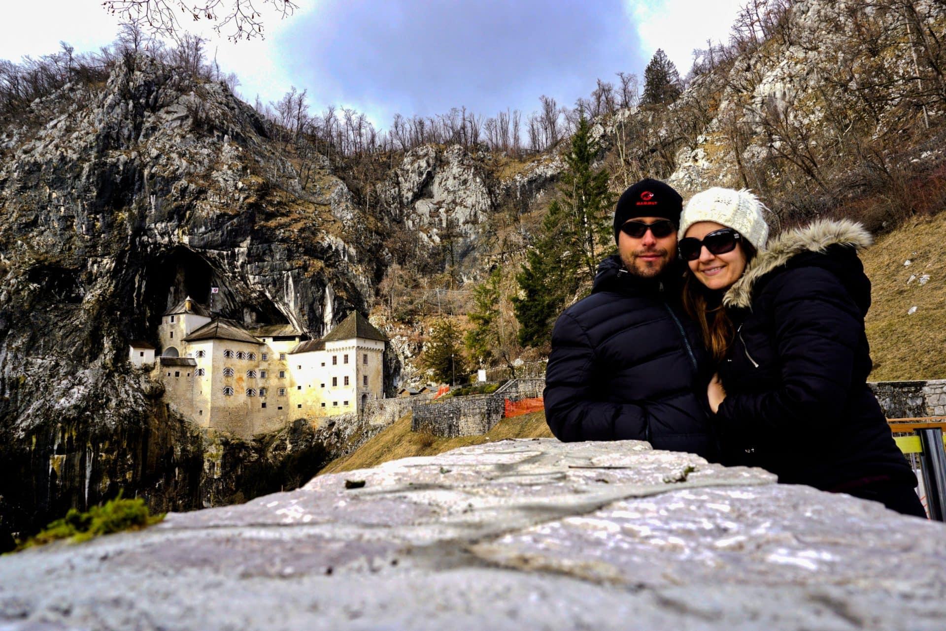Predjama Castle, Slovenia - Experiencing the Globe