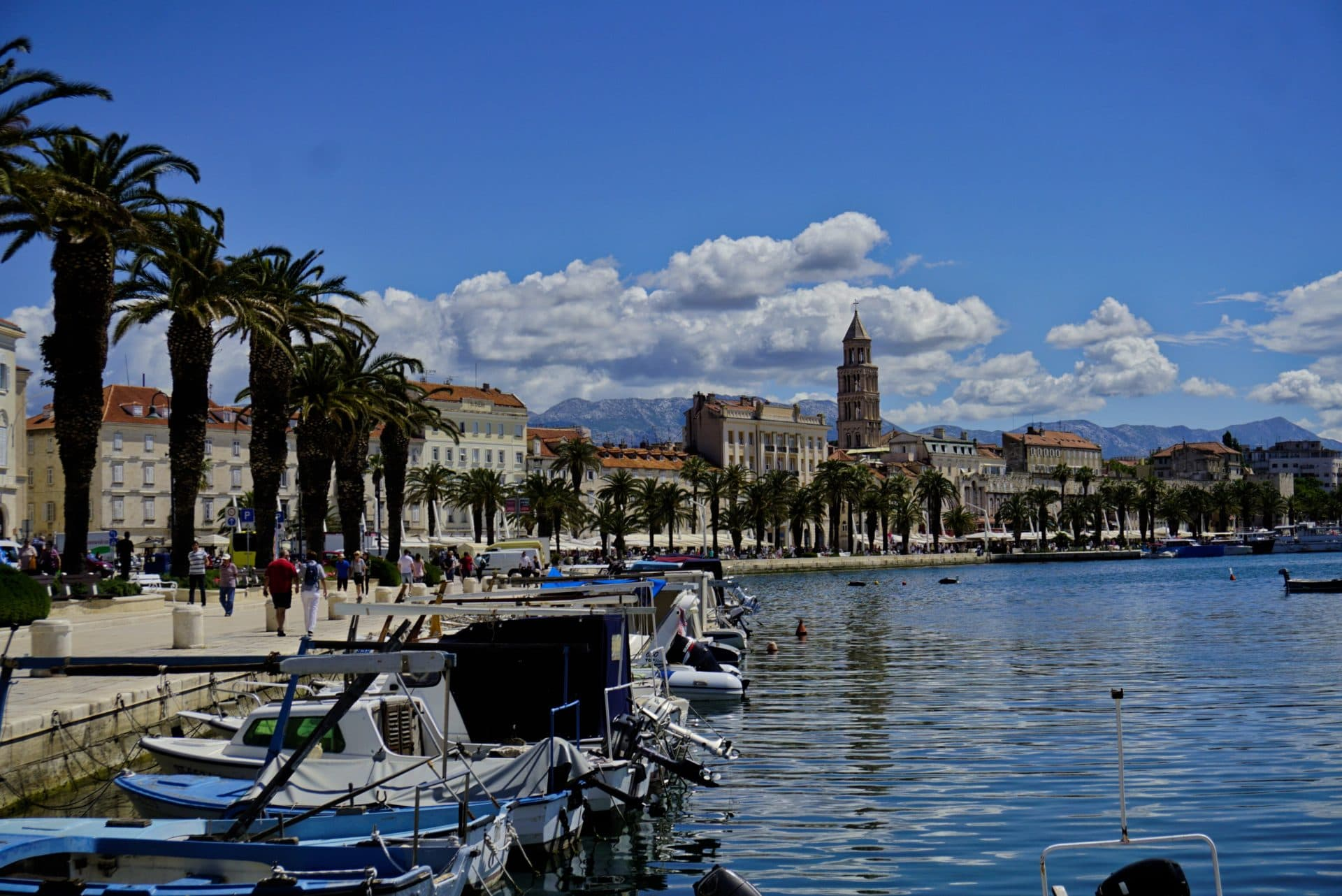 Split, Croatia - Experiencing the Globe