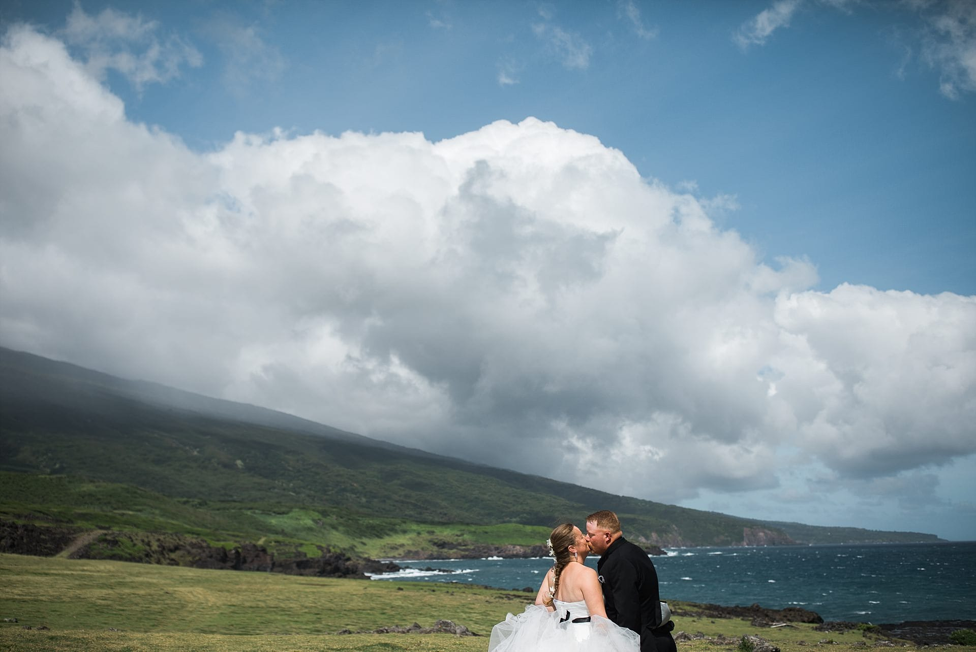 Maui Wedding Helicopter