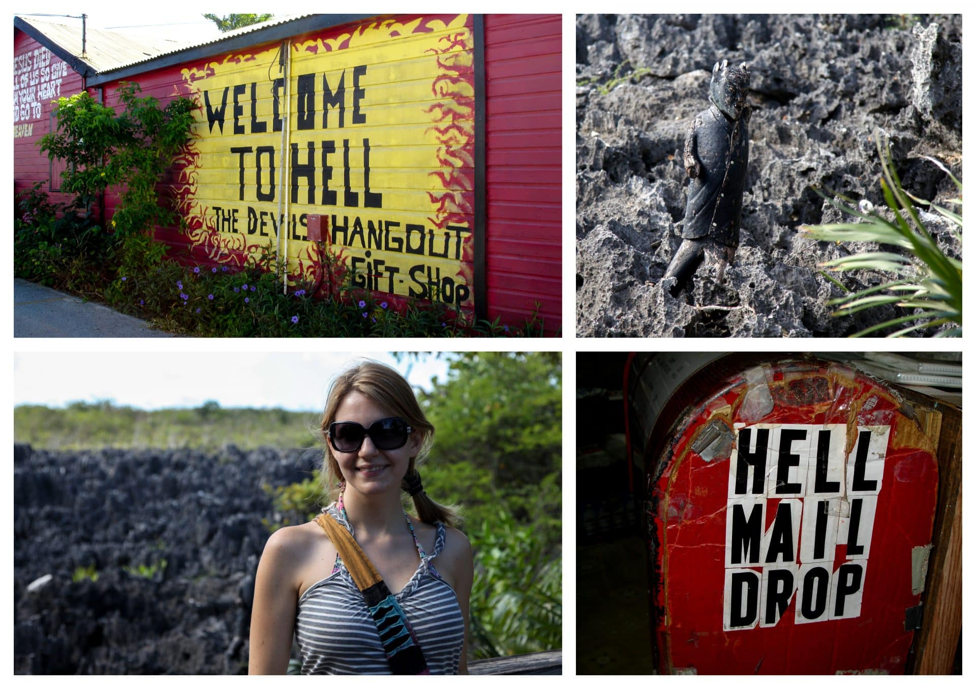 Hell, Cayman Islands – Experiencing the Globe