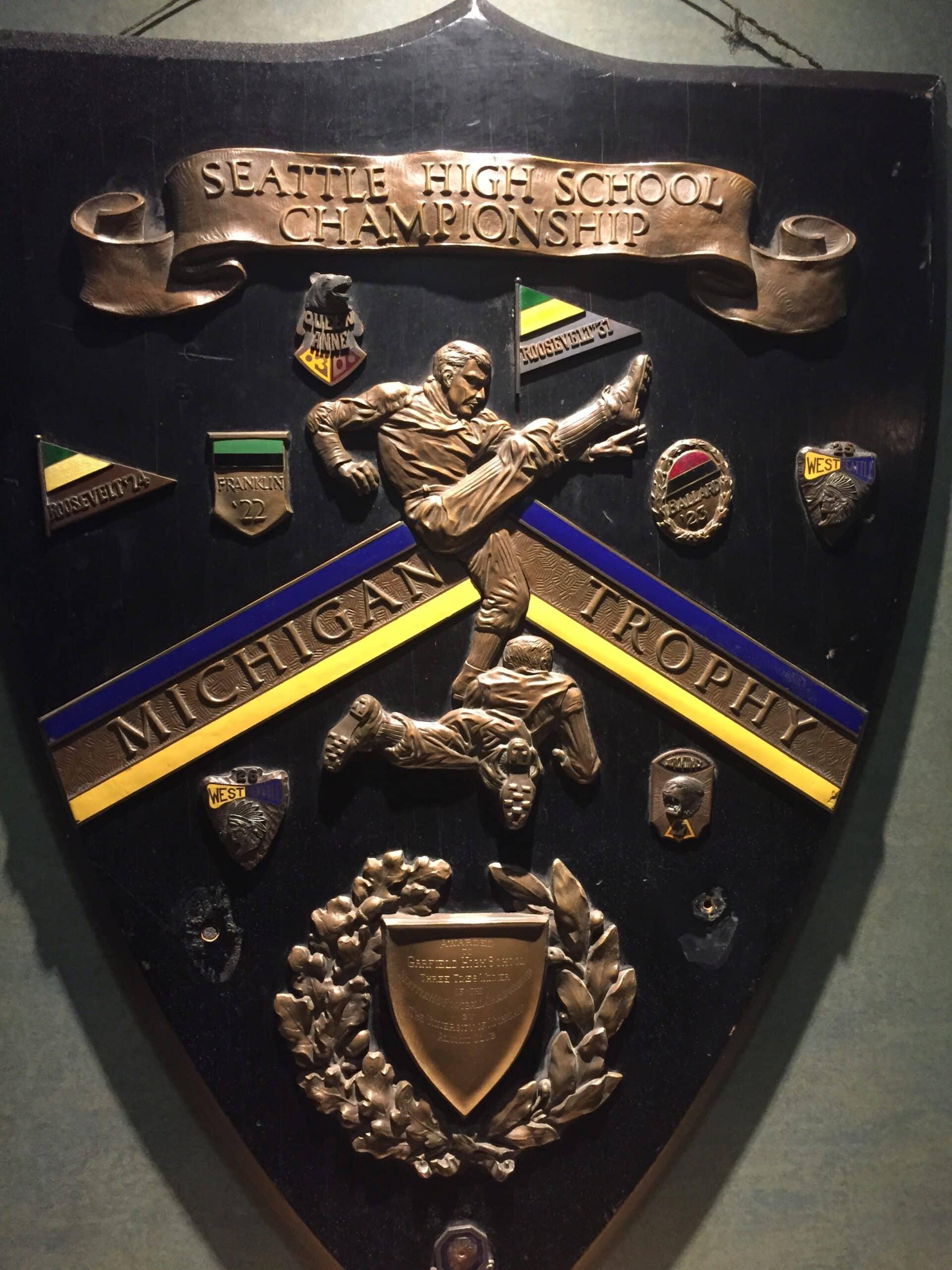 Michigan Trophy # 1