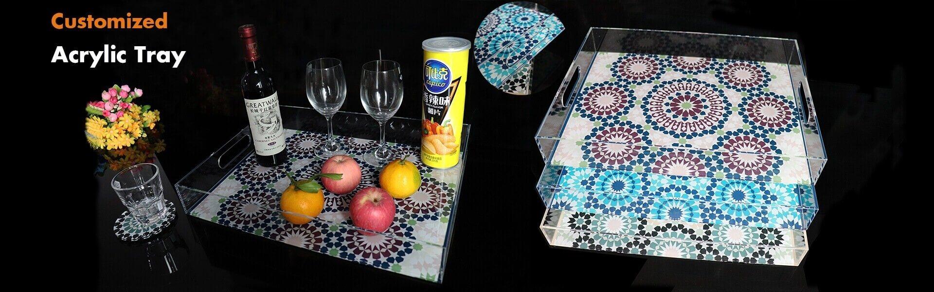 Customized Acrylic Tray
