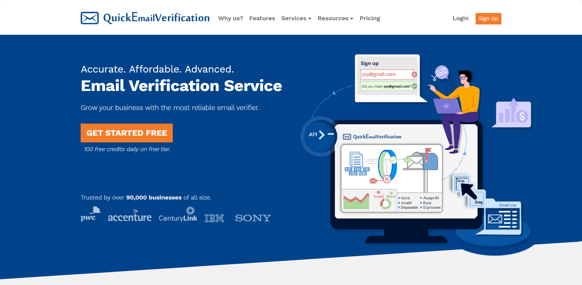 QuickEmailVerification review