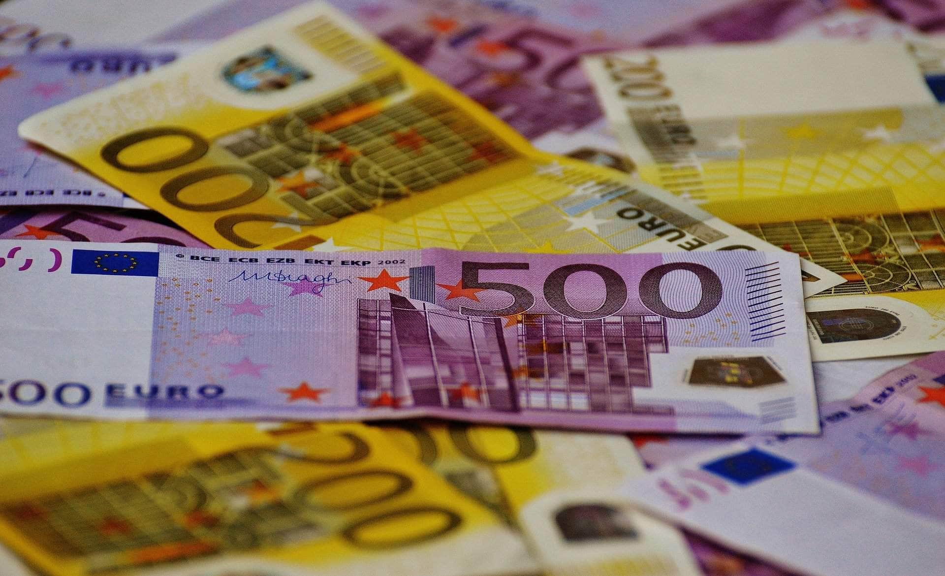 corruption money euro