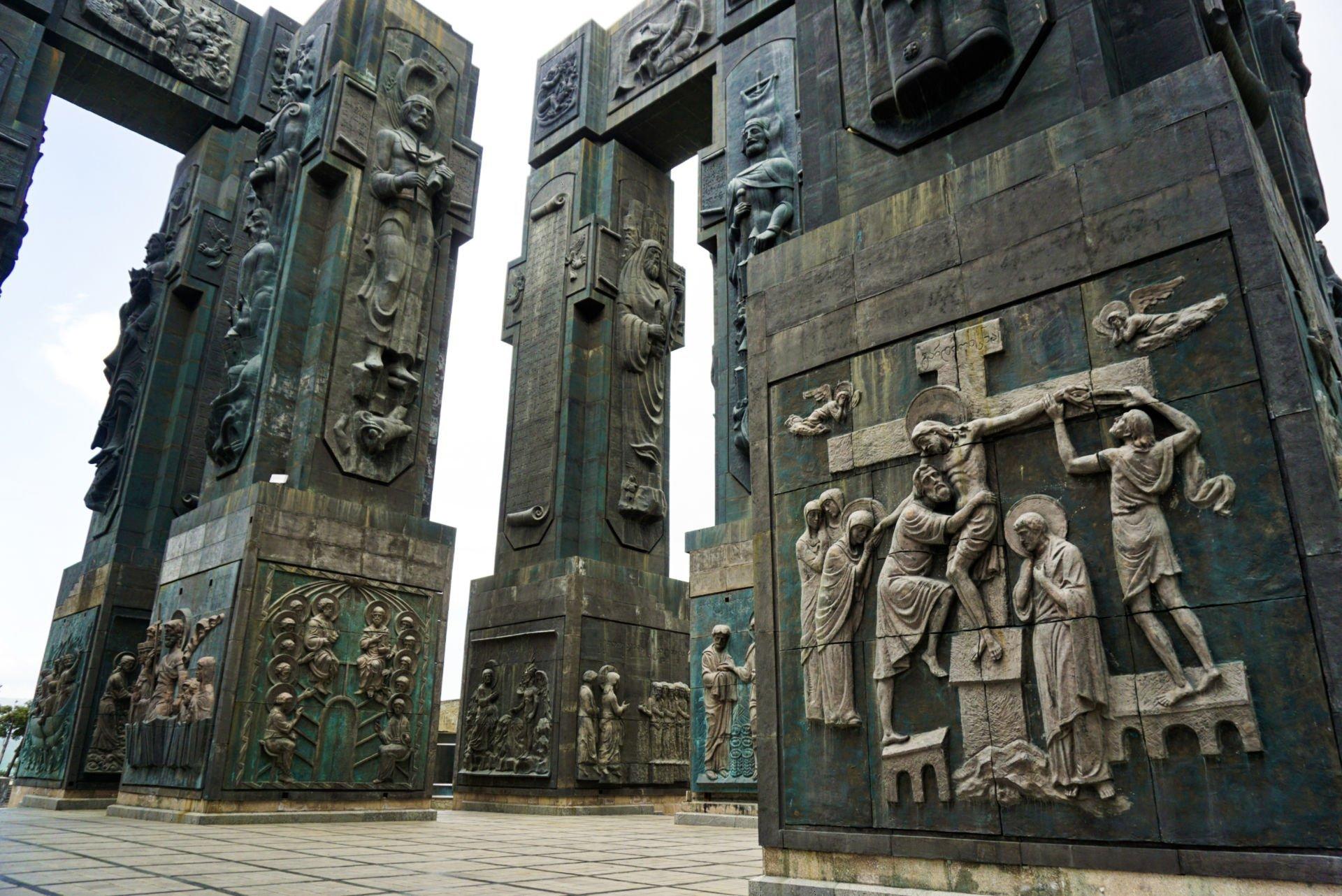 Chronicles of Georgia, Tbilisi, Georgia - Experiencing the Globe
