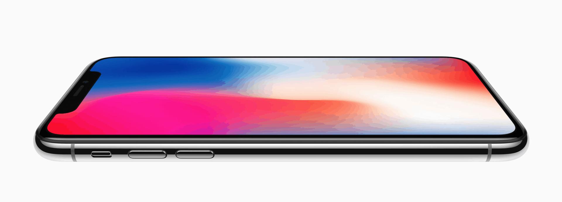 Apple iPhone X: nový design, technologie a cena