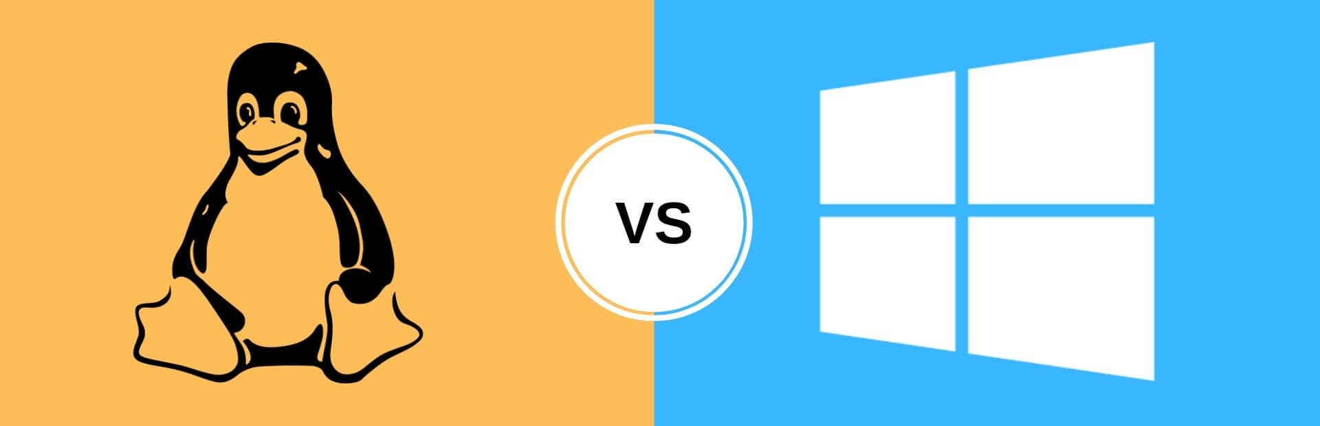 linux vs windows hosting