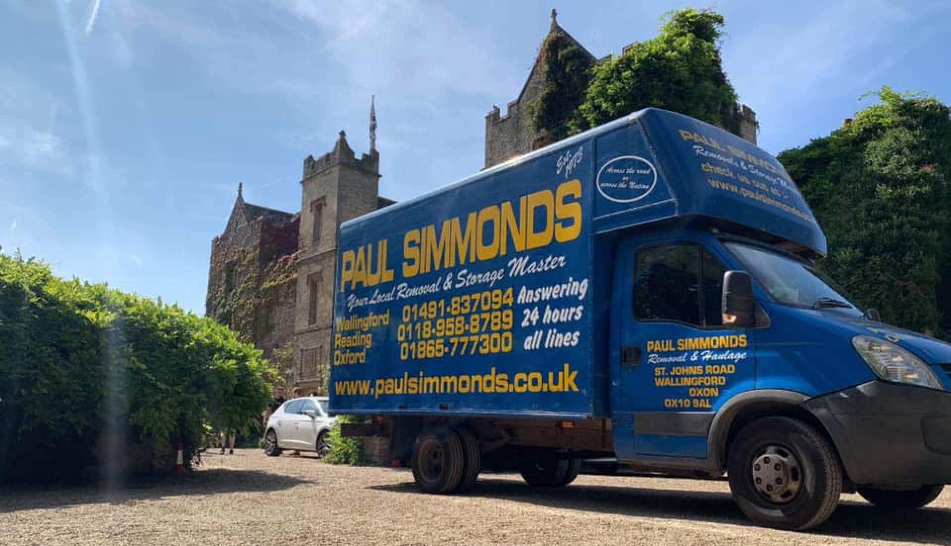 Paul Simmonds Removals