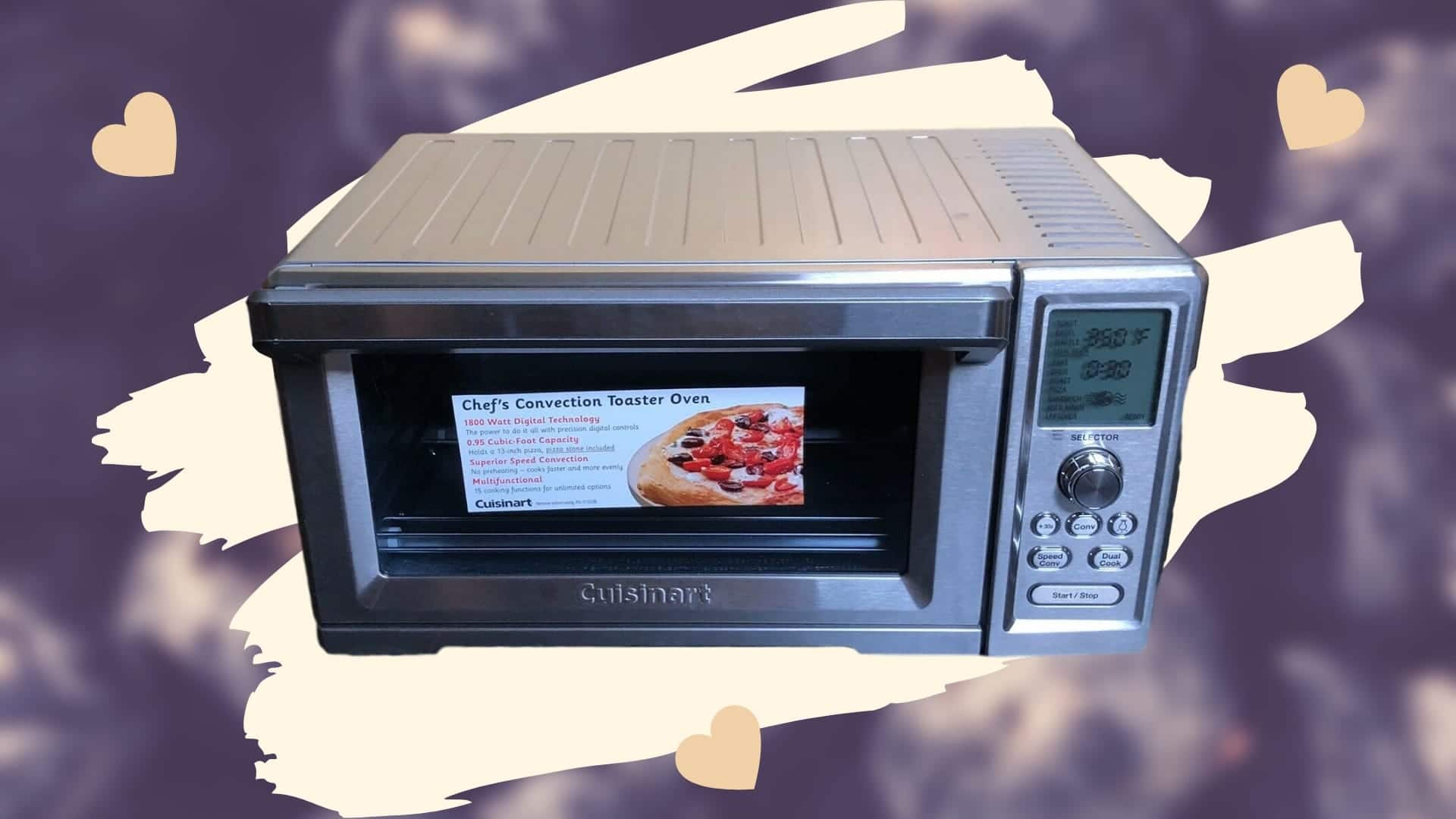 Cuisinart TOB 260N1 Toaster Oven featured image