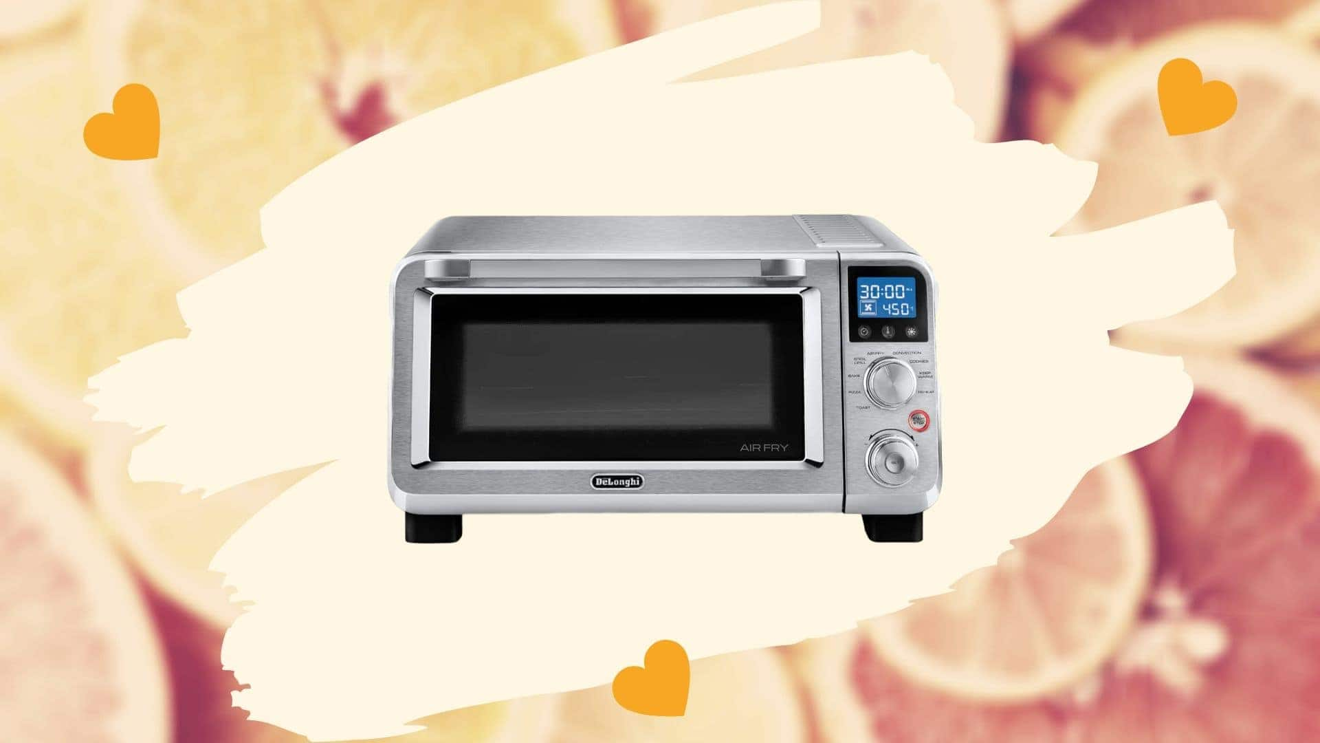 Featured Image for DeLonghi EO141164M Toaster Oven Review