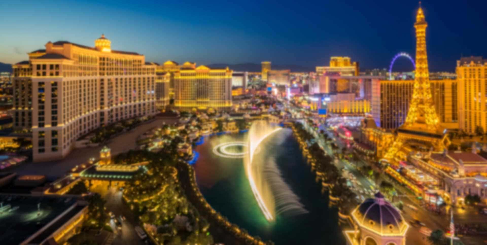Aktuelle Temperatur Las Vegas