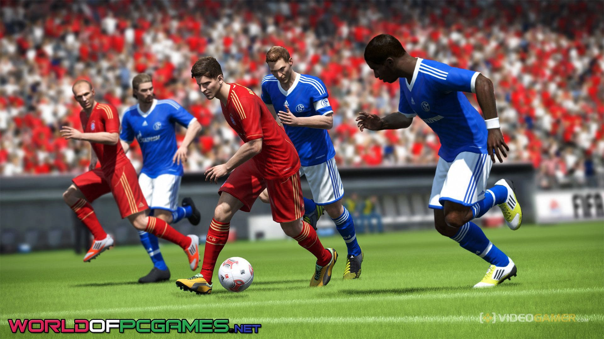 FIFA 13 Free Download By Worldofpcgames.net
