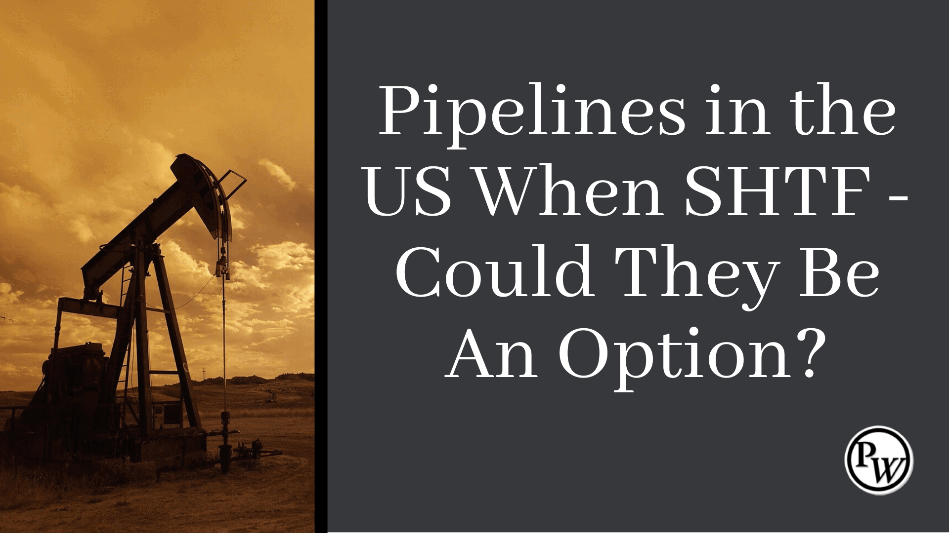 Pipelines in the US