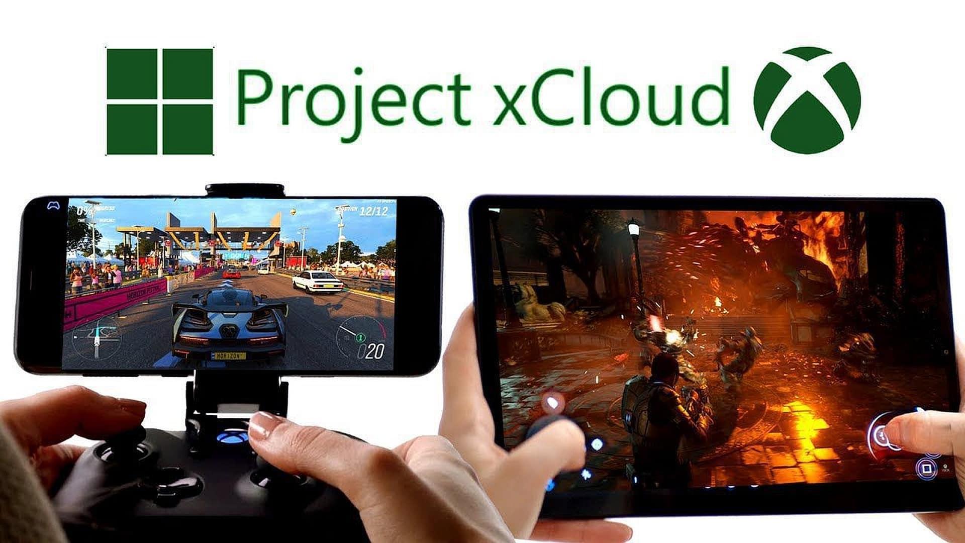 projecto xCloud