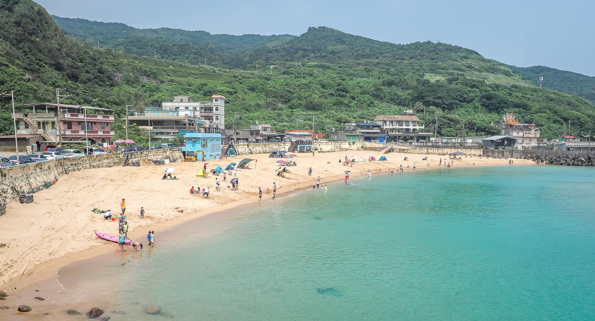 The best Taipei beaches and Taiwan beaches