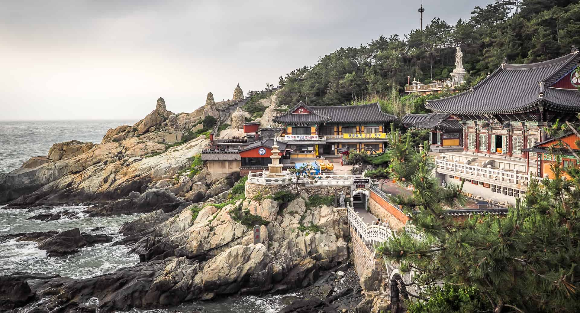How to visit Haedong Yonggungsa Temple in Busan, South Korea