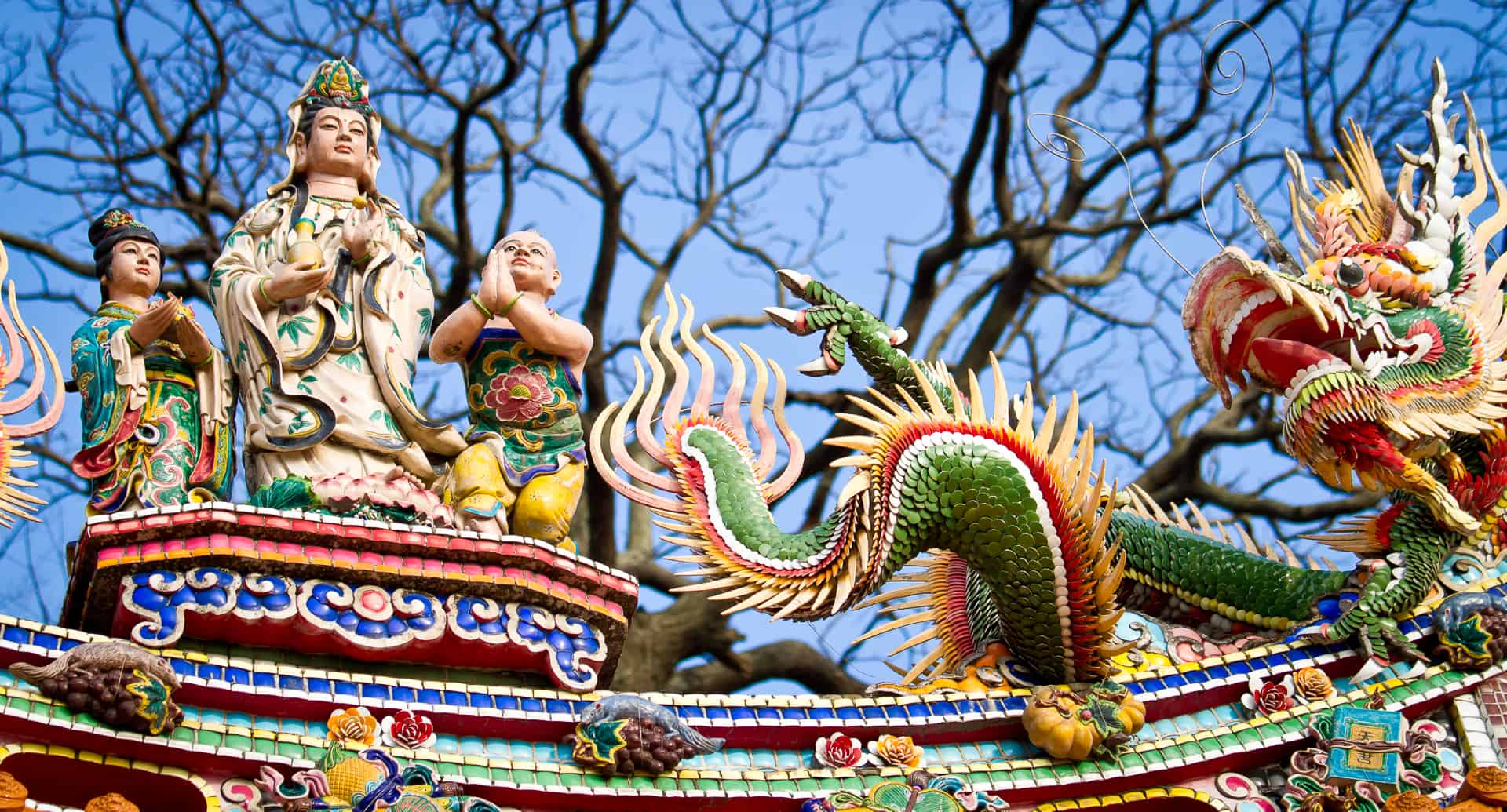The top temples in Taipei, Taiwan header