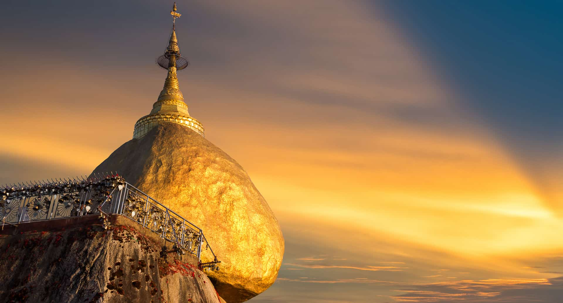 Top Myanmar temples and pagodas header