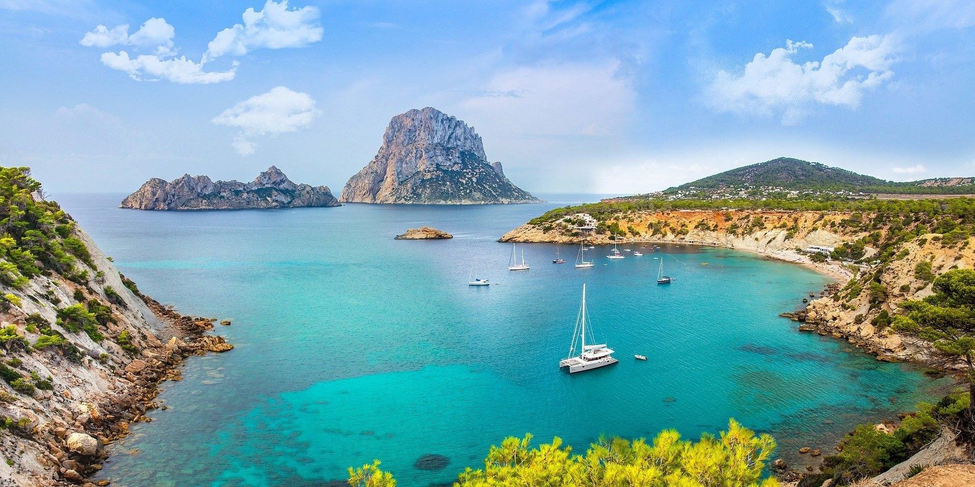 Ibiza Karte Strande.Die Schonsten Strande Und Buchten Auf Ibiza Inspiration
