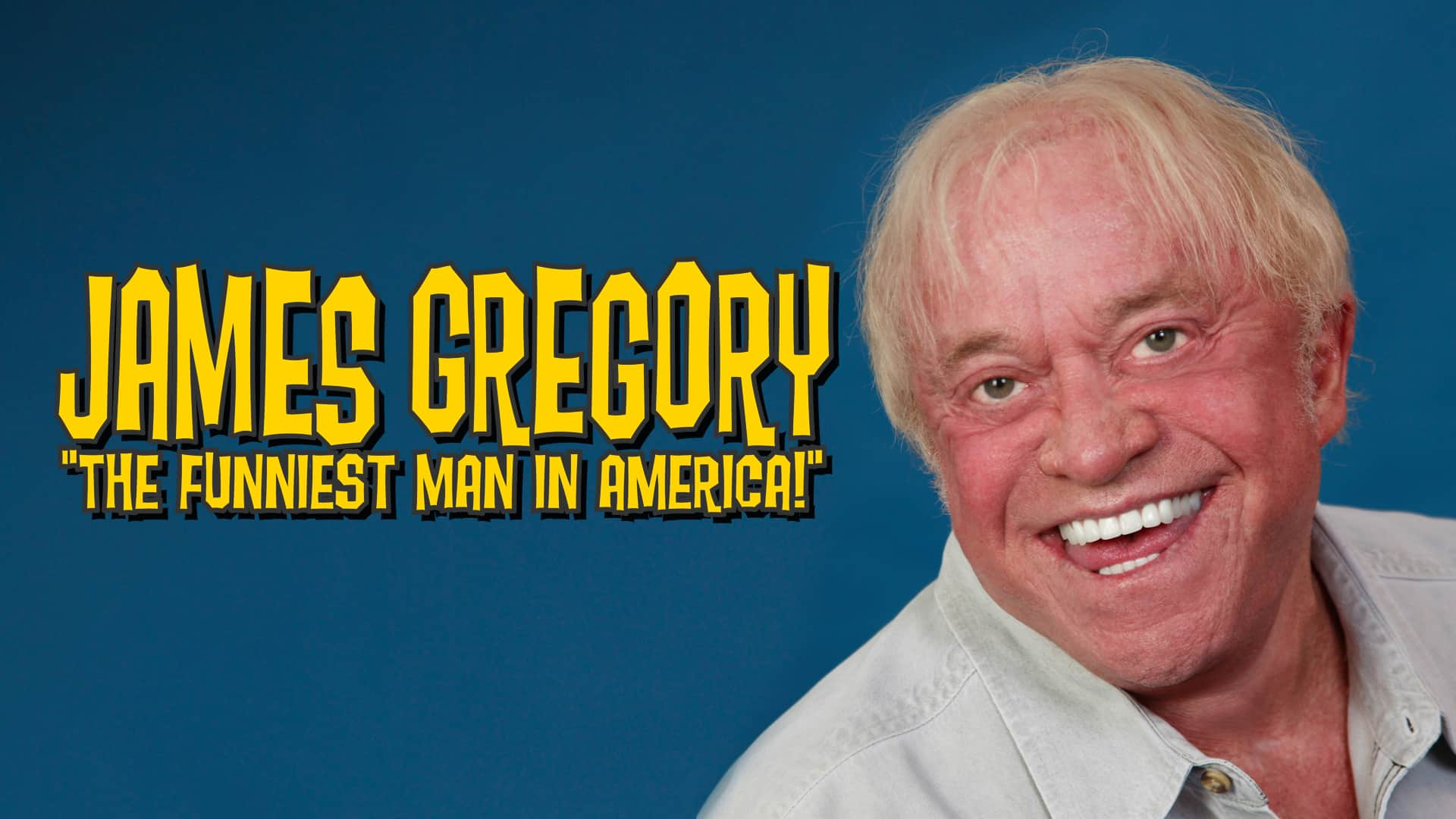 James Gregory Comedian